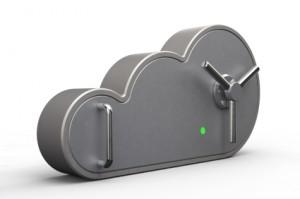 Cloud vault door